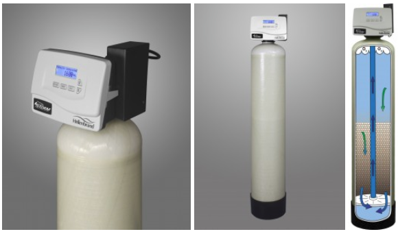 Nicmar Martin Water Filters For Eliminating Iron Water